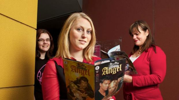 Evie Kendal, Michelle De Stefani and Rebecca Do Rozario will explore female superheroes at a Monash conference.