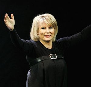 Jennifer Saunders ... scripting the new Spice Girls stage show.