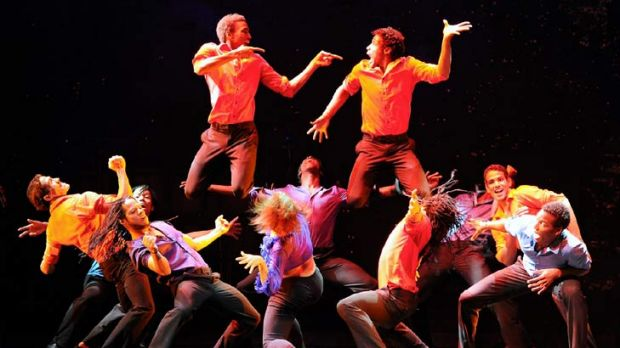 <em>Ballet Revolución</em> is on at QPAC until August 12, with an extra performance on August 27.