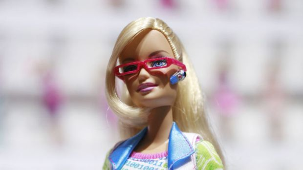 Financially Responsible Barbie?