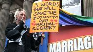 Tracy Bartram: Why are we even debating gay marriage? (Video Thumbnail)