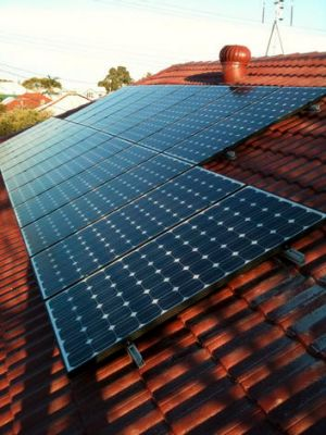 Solar flair: The CSIRO wants to be able to predict the flow of energy from domestic solar installations.
