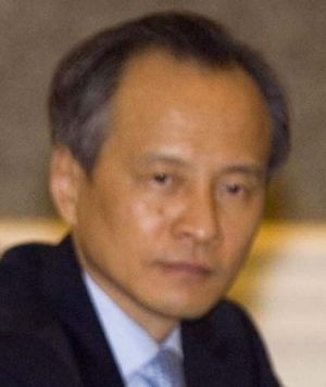 """""""I hope the US won't be burned by this fire"""" ... Chinese Vice Foreign Minister Cui Tiankai."""