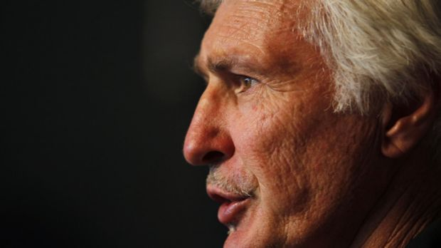 """Collingwood coach Mick Malthouse was fined $7500 for calling St Kilda small forward Stephen Milne a """"f---ing rapist"""" ..."""