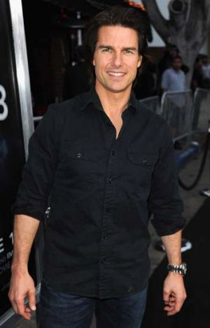 Tom Cruise ... not Jack Reacher material.
