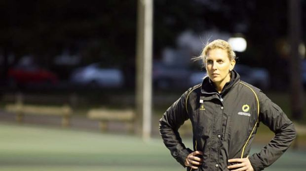 So long, Swifts ... Catherine Cox has left her club of nine years after falling out with new coach Lisa Beehag.