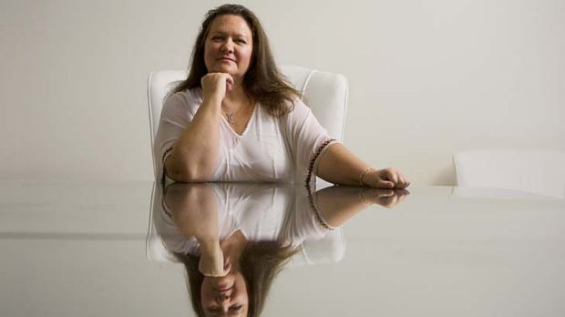 Fairfax shareholder Gina Rinehart is trying to raise her stake.