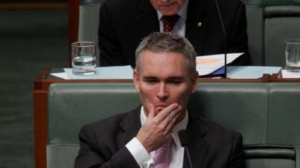 The opposition views Craig Thomson as Labor's potential weak link.