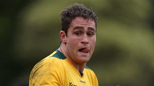 Bright spark: New Wallabies captain James Horwill.