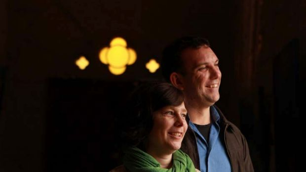 Religious experience … Nicole Fleming and Ben Gilmour have become Sydney's first openly gay ministers of a major ...