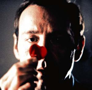 Kevin Spacey in <i>American Beauty</i>.