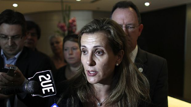 Kathy Jackson, national secretary of the Health Services Union, has called into question the impartiality of of the Fair ...