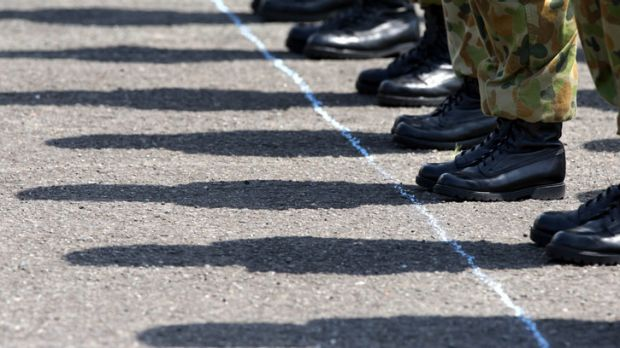 The Australian Defence Force Academy will again face questions over the conduct of its cadets after a male recruit was ...