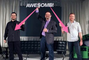 Phil Libin CEO of Evernote: sales success of branded accessories was surprising.
