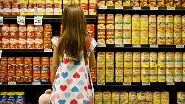 Seeing red: Heinz bosses blame supermarket duopoly for erosion of its profit margins.