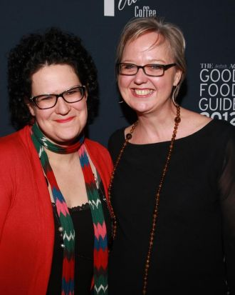 Nina Rousseau and Kerrie O'Brien from The Age's Epicure.