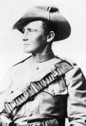 Breaker Morant ... the Attorney-General has agreed to review his case.