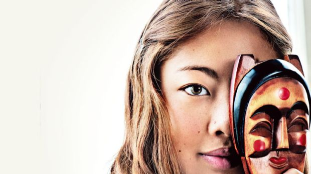 Face value … student Grace Park went under the knife reluctantly.