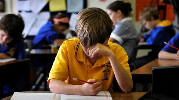 'We have to stop advantaging some children and their schools at the expense of others.'