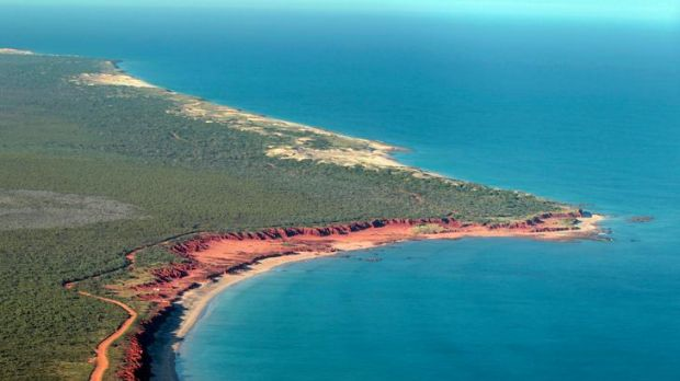 The iconic newspaper describes WA's Kimberley as 'spectacular' and makes the list of The 46 Places to Go in 2013.