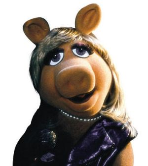 Miss Piggy on <i>The Muppet Show</i>.