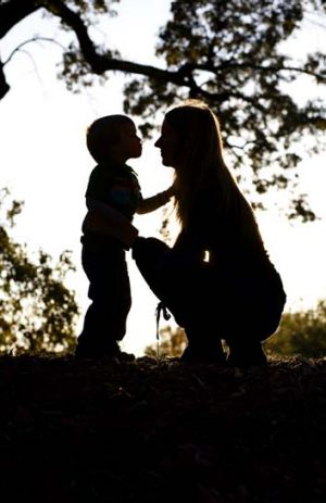 About 25 per cent of children born in 1981-85 had either been born to a single mother or experienced parental separation ...