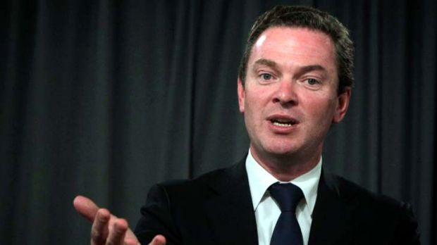"""If this is not complied with, this Parliament will become completely and utterly unworkable"" ... Christopher Pyne."