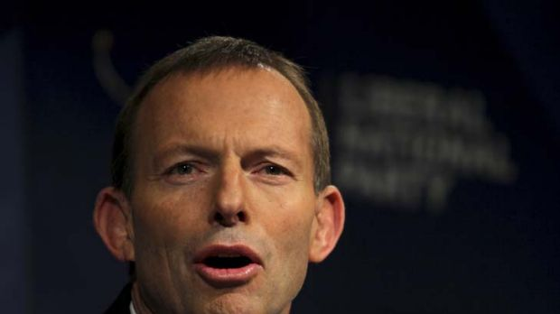 """Tony Abbott ... """"Well that was one boat that did get stopped, wasn't it."""""""