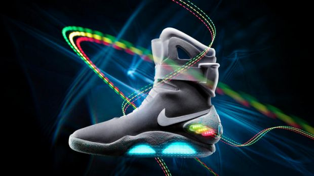The 2011 Nike Mag.
