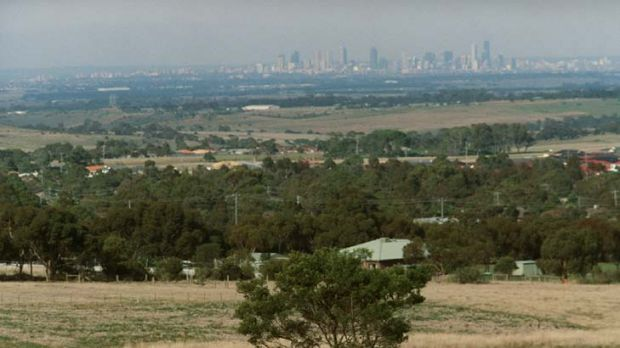 Melbourne's green wedges are a legacy of the Hamer goverment.