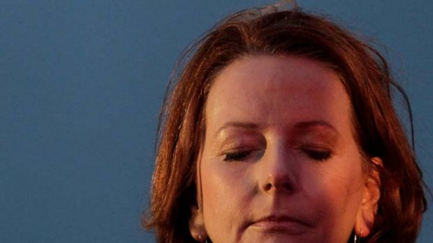 Tough option ... Julia Gillard is pushing for the discretion to send asylum seekers wherever the government wishes.