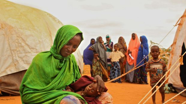 The world's response to the famine in the Horn of Africa  needs to focus on what we can do to help these communities ...