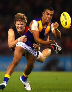 Daniel Kerr is set to be rested for the NAB Cup opener this weekend.