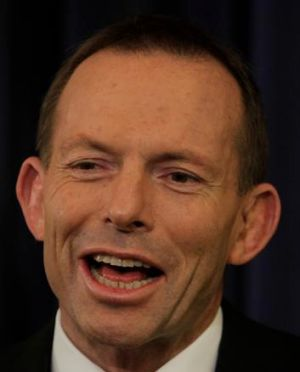 Tony Abbott: 'Malaysia is not offshore processing - Malaysia is offshore dumping.'