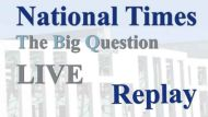 Replay: The Big Question Live (Video Thumbnail)
