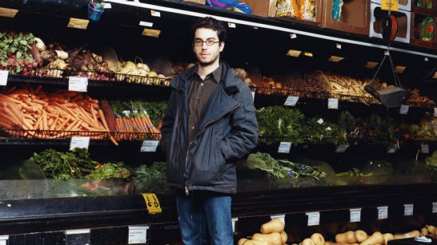 Thinking outside the lunch box ... Foer spent three years dissecting animal agriculture, including an undercover raid on ...
