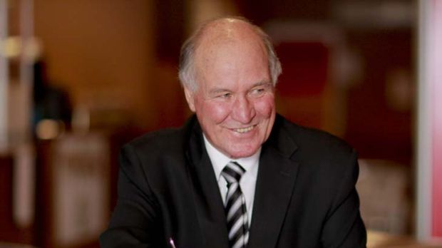 "Tony Windsor ... against Abbott's ""redneck"" politics."
