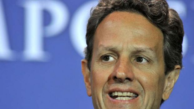 """""""You need ... to work together to do what is essential"""" ... Timothy Geithner, US Treasury Secretary."""