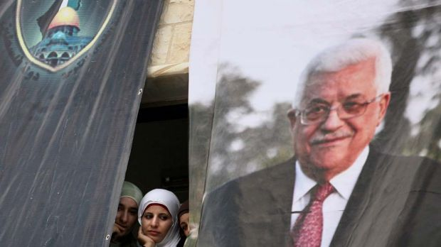 The move to recognise Palestinian statehood is led by President Mahmoud Abbas.