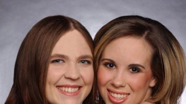 Kathleen Worrall, left, stabbed her younger sister Susan more than 50 times after Kathleen stopped taking her medication.