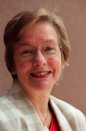 Leading laywoman Muriel Porter believes the Anglican church is under threat from hard-liners.
