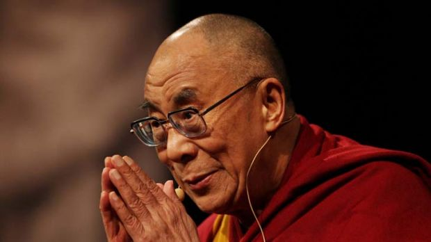 """When I am about 90, I will consult the high lamas"" ... the Dalai Lama."