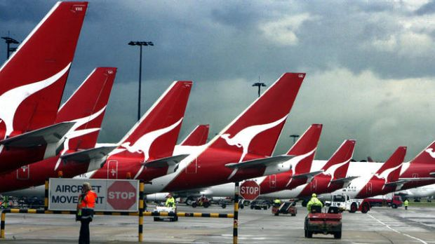 Prices going up: Jetstar and Qantas.