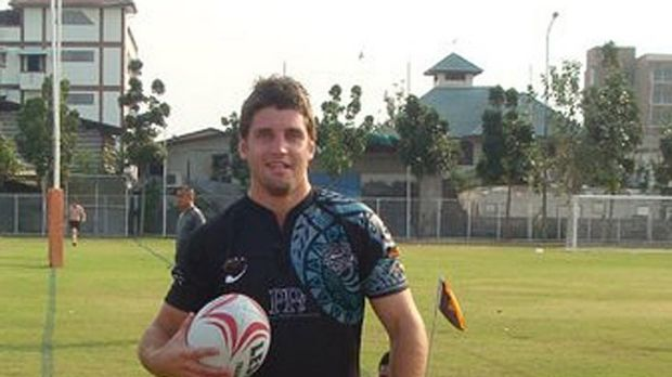 Michael Denton was a celebrated rugby player who was well respected among his peers. Photo: Nedlands Rugby Club