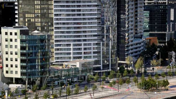 The Docklands area comes under constant criticism for being a soulless wasteland.