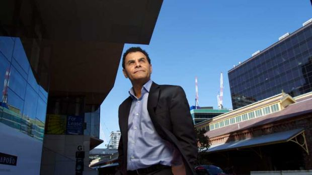 Medibank's George Savvides, who works in Docklands, says he cannot get over the ''lack of design and creativity in the ...