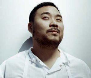 """David Chang . . . """"I'm not one to judge the Sydney dining scene. I just hope we fit in."""""""