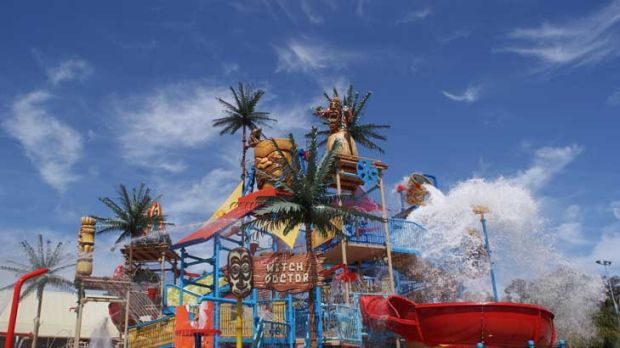 Adventure World has new rides prepared for the summer season.