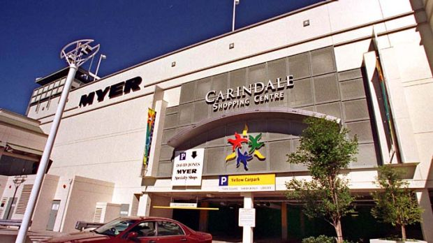Carindale Shopping Centre: Paid parking from March 2012.