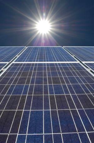 The survey found more than eight in 10 people had a positive view of solar energy.